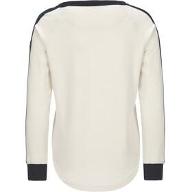 super.natural W's 3D Ribbed Sweater Bones